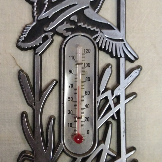 Clarkson Ne Hatchery and Farm Supply Thermometer
