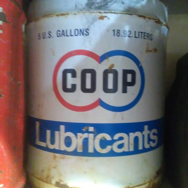 CO-OP Lubricants