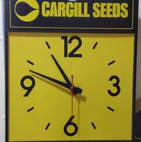Cargill Seeds Clock