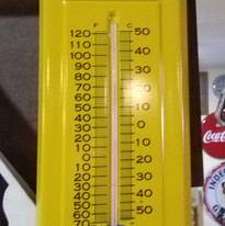 Cargill Seeds Thermometer