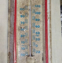 Dekalb for All Seasons Thermometer