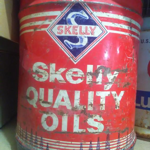 Skelly Oils