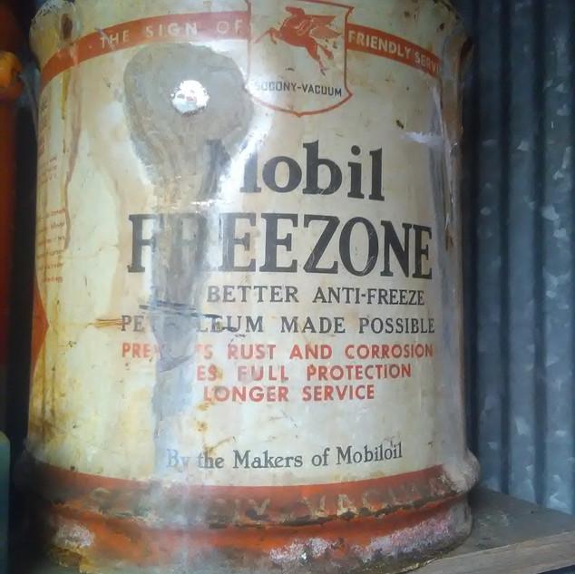 Mobil Freezone Antifreeze