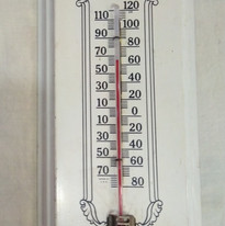 Electric Fixtures and Supply Co.Thermometer