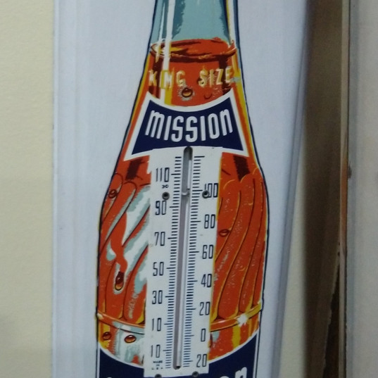 Mission Beverages Thermometer