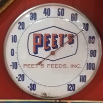 Peet's Feeds Thermometer