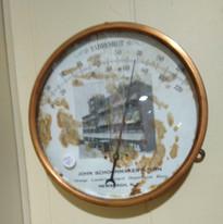 John Schoonmaker & Son Thermometer