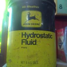 John Deere Hydraulic Fluid