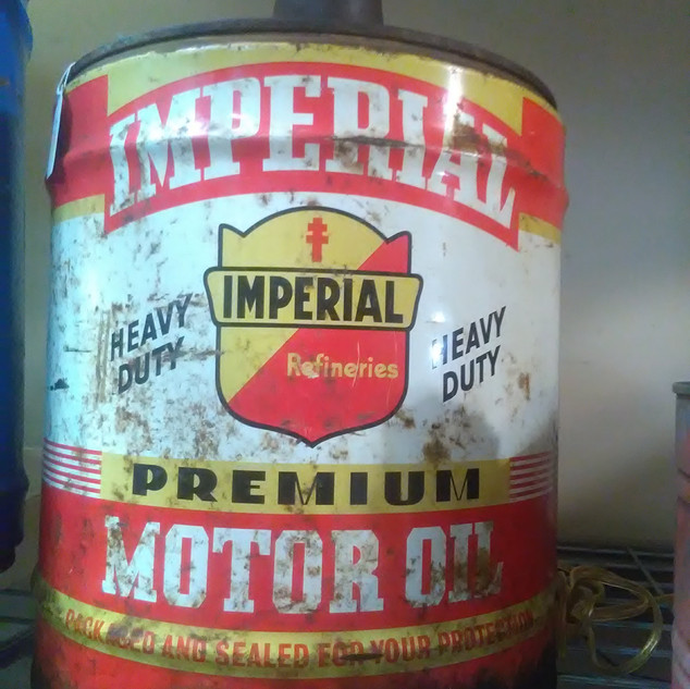 Imperial Motor Oil