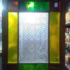 Stained Glass Window #2