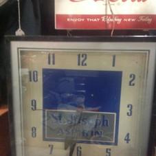 St. Joseph Aspirin Telechron Clock