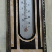 Hoge & Gumm General Store Thermometer
