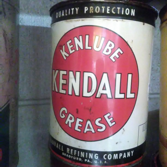 Kendall Grease