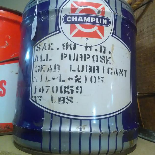 Champlin Oil