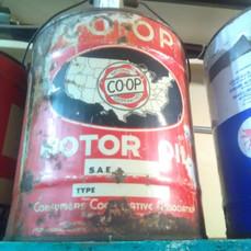 CO-OP Motor Oil