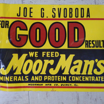 Moor Mans Joe Svoboda 1951