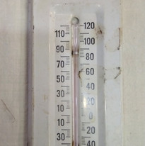 Rounds Super Service Thermometer