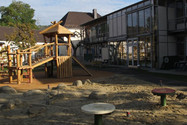 Kindergarten Spielplatz