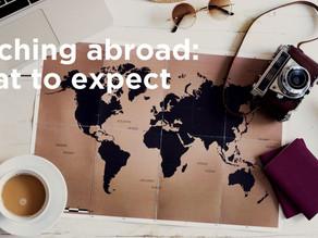 How to prepare for a new job as an international teacher