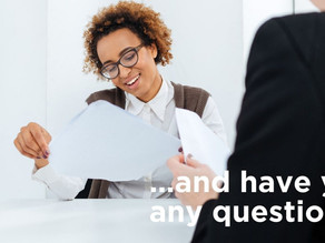 What to ask the Head at an interview