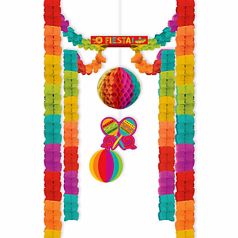 Fiesta All In One Decoration 20ft X 20ft