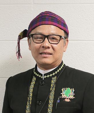 Rev. Dr. Lagwi Bawm Luk