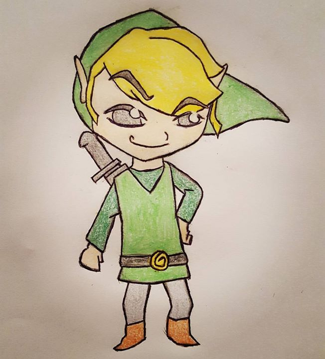 Cartoon Link