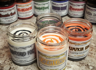NEW CANDLES WITH A TWIST!