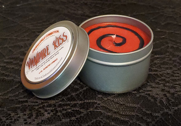 SAMPLE SIZE 4 oz. scented candle