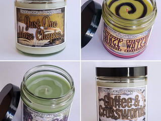 NEW! Candles for Introverts!
