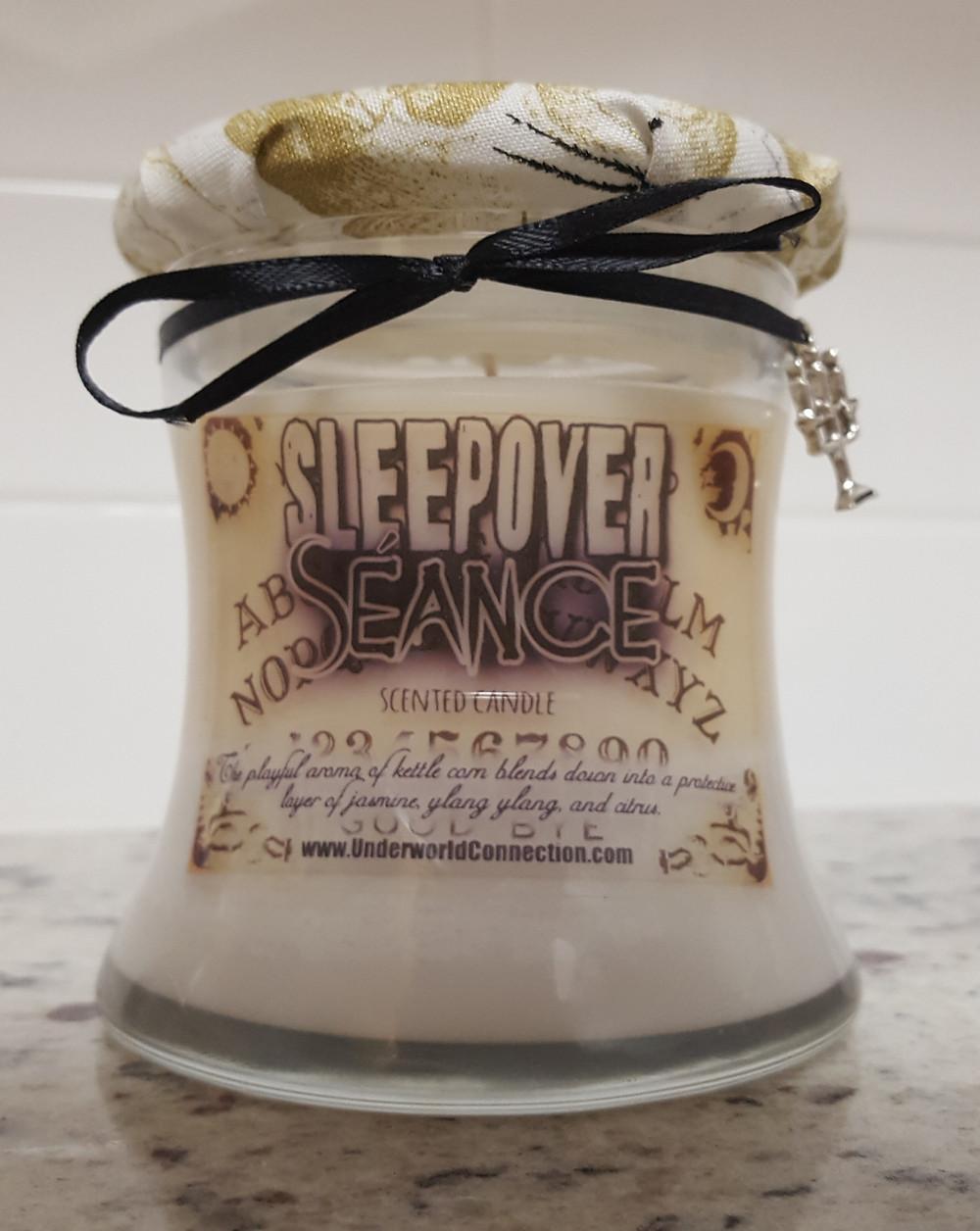 Sleepover Seance Candle