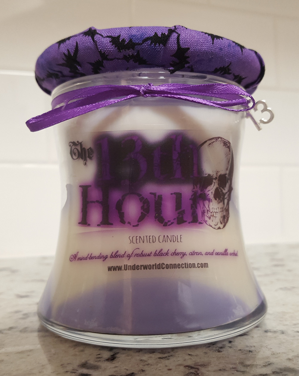 The 13th Hour candle