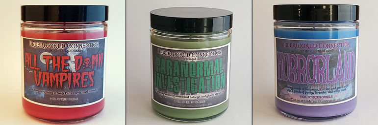 Underworld Connection Candles