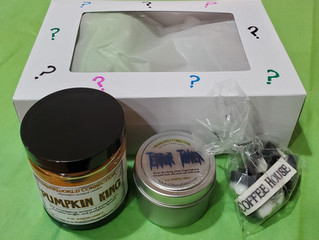 NEW PRODUCT: MYSTERY BOXES!!