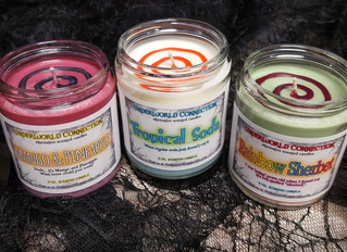 NEW! Create Your Own Candles!