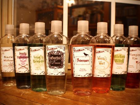 Body Wash and Body Spray! 10% OFF SALE!