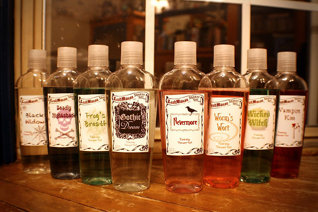 Body Wash and Body Spray! 10% OFF SALE! | LeahMouse's