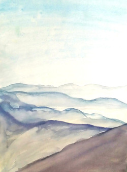 Lanscape by Stephanie age 9