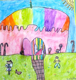 Candy Factory - Student age 8