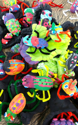 Bugs by year 1 students