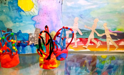 Cityscapes by Kindergarten