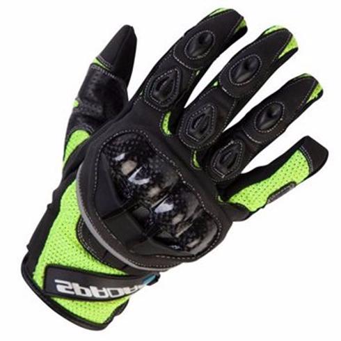 Spada MX-Air Gloves Black/Fluo