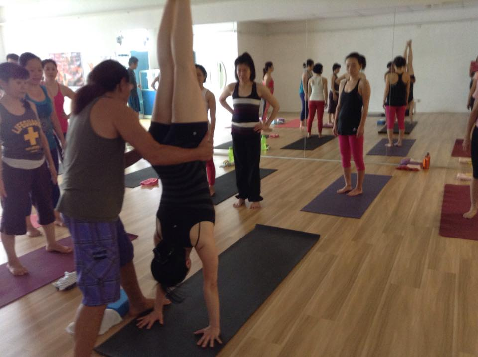 Ashtanga Vinyasa Workshop