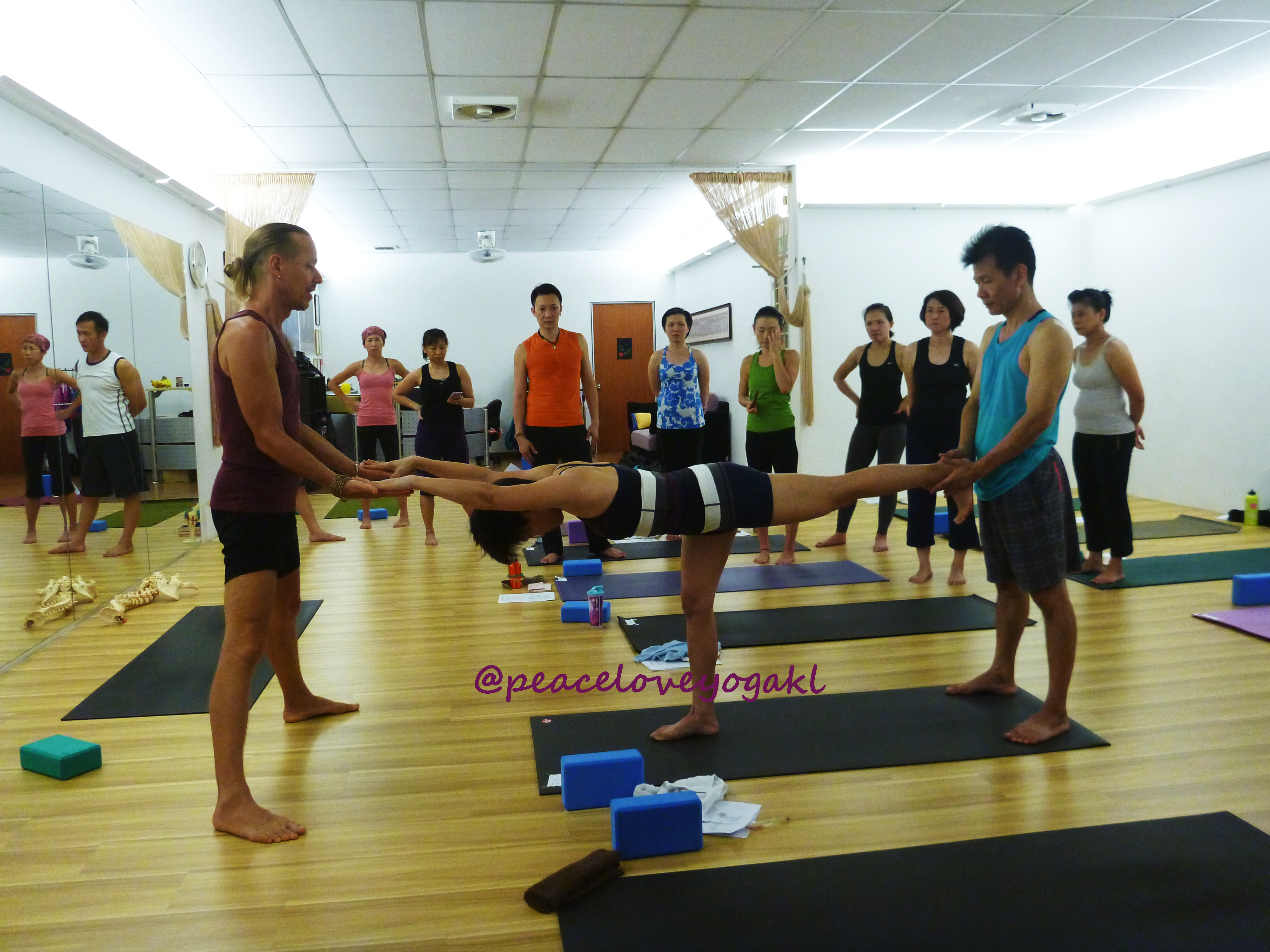 Anusara Yoga & Therapeutics Workshop