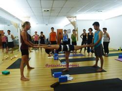 Anusara Yoga & Therapeutics Workshop