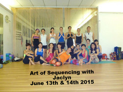 Art of Sequencing Workshop