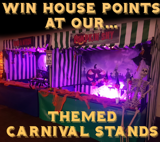 THEMED CARNIVAL STANDS