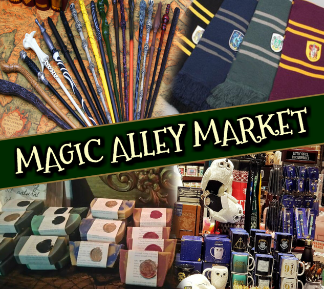 MAGIC ALLEY MARKET