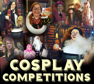 COSPLAY COMPETITIONS
