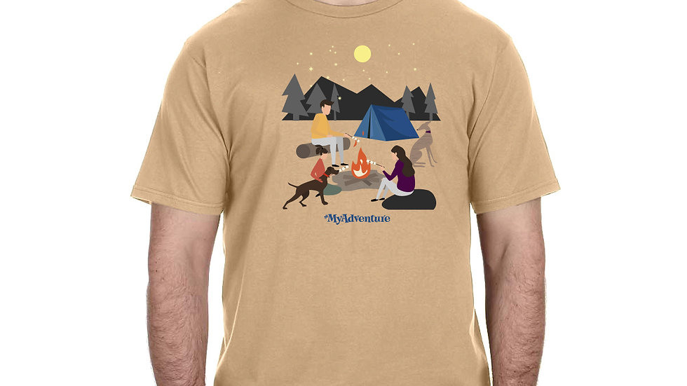 Adult #MyAdventure Camping